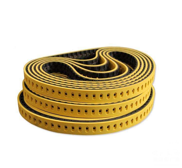 Wear-resistant printing conveyor belt